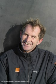 Orange II - Trophée Jules Verne 2004 - Jacques Caraes