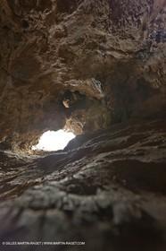 25 03 2009 - Marseille (FRA, 13) - Les Calanques - Massif de Marseilleveyre - la Grotte Rolland