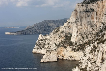 20 03 2009 - Marseille (FRA, 13) - Les Calanquess - cliff, calanque and cap du Devenson