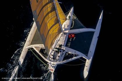 Sailing, Offshore Racing, Route du Rhum 1990