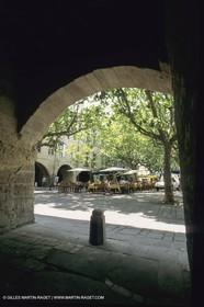 France, Languedoc Roussillon, Uzès