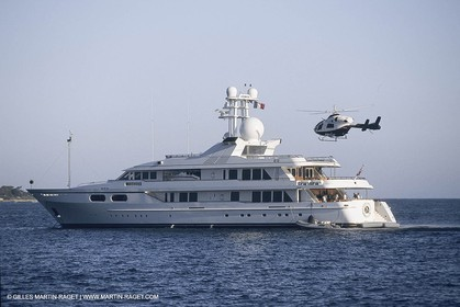 Super Motor Yachts, Méduse