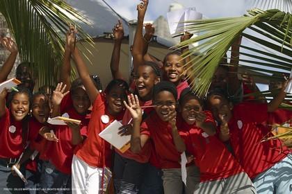 Imoca Class - 2002 Route du Rhum  - Arrivée en Guadeloupe -
