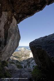 18 04 2009 - Marseille (FRA, 13) - Les Calanques - L'ours cave