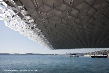 19 05 2010 - La Maddalena (ITA, Sardinia) - Louis Vuitton Trophy - Arsenale marina