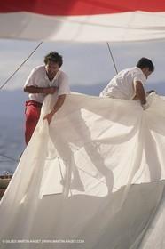 Sailing, Clasic Yachts, 12 m JI