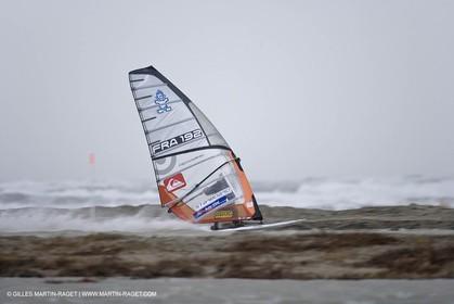 03 01 2008 - Les Saintes Maries de la Mer (FRA, 13) - Masters of Speed - Antoine Albeau