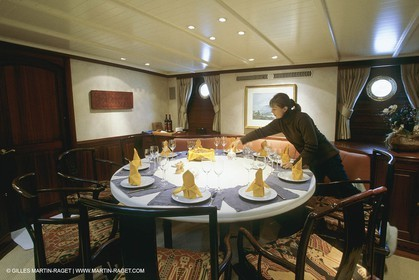 Sailing, Classic Yachts, Shenandoah