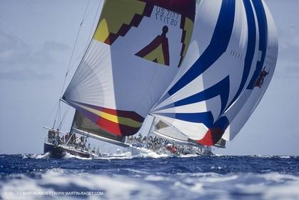 Yacht racing, Maxi monohulls