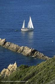 Var, Iles d'Hyères, (FRA, 83), Ile de Port-Cros