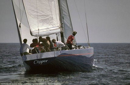 America's Cup, Newport 1983 NYYC, Clipper