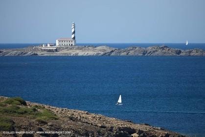 27 08 2010 - Minorque (ESP) - Es Grau (East coast)