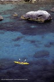 Rowing - Sea Kayaking
