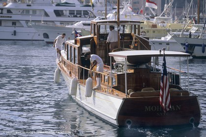 Classic Yachts, Classic Motor yachts, Mohican