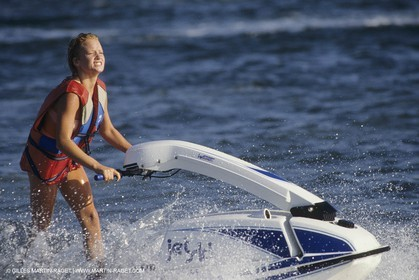 Water sport, Jet skiing