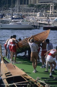 Rame, rowing classique