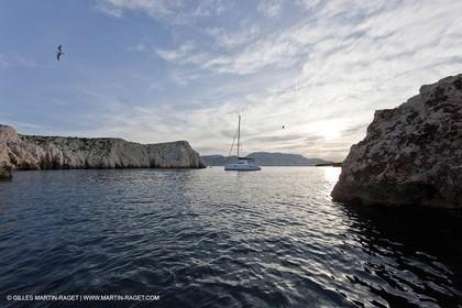 06 05 2009 - Marseille (FRA, 13) - Les Calanques - Plane Island