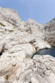29 07 2009 - Marseille (FRA, 13) - Les Calanques - Canceou creek