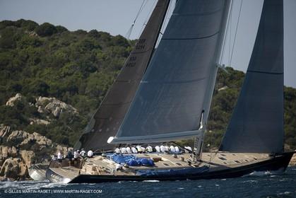Kauris - Wally Yachts - Maxi Yachts Rolex Cup 2005, Porto Cervo