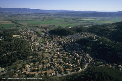 France, Provence, Pays d'Aix en Provence, Meyrargues