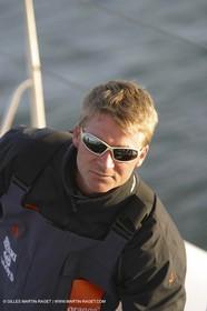 Orange II - First sea trials - Yann Eliès