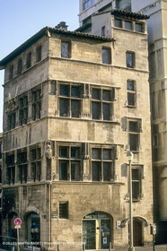 Marseille historical heritage (check keywords for more infos), Maison Cabre